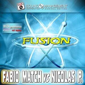 Fabio Match, Nicolas P. 歌手頭像