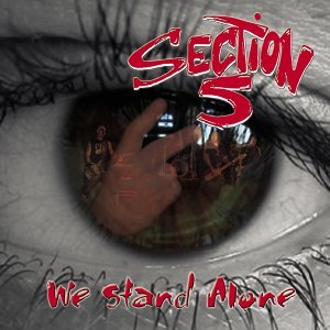 Section 5 歌手頭像