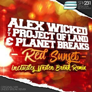 Alex Wicked, The Project Of Land, Planet Breaks 歌手頭像