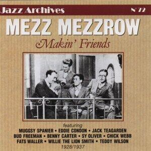 Mezz Mezzrow 歌手頭像