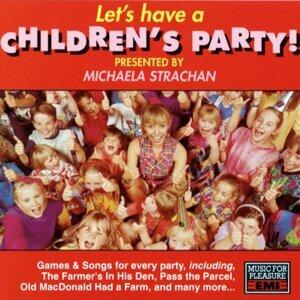 Michaela Strachan 歌手頭像