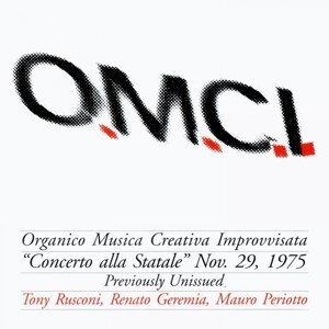 Rusconi, Geremia, Periotto Trio O.m.c.i. (Organico Musica Creativa Improvvisata) 歌手頭像