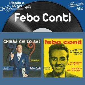 Febo Conti 歌手頭像