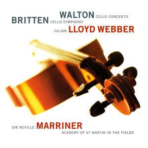 Julian Lloyd Webber, Academy of St. Martin in the Fields, Sir Neville Marriner 歌手頭像