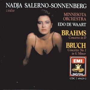 Nadja Salerno-Sonnenberg/Minnesota Orchestra/Edo de Waart 歌手頭像