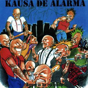 Kausa de Alarma 歌手頭像