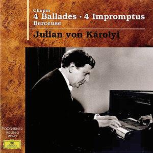 Julian von Karolyi [Piano] 歌手頭像