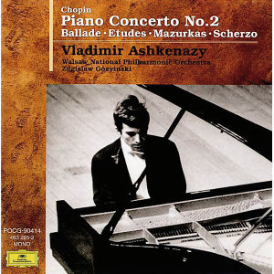 Vladimir Ashkenazy [Artist] Zdzislaw Gorzynski [Conductor] Warsaw National Philharmonic Orchestra [Orchestra] 歌手頭像