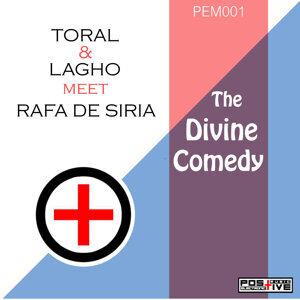 Toral, Lagho & Rafa de Siria 歌手頭像