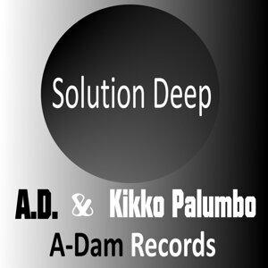 Kikko Palumbo, Andrea D'Amato 歌手頭像