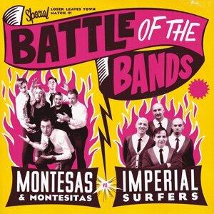 Montesas & Imperial Surfers 歌手頭像