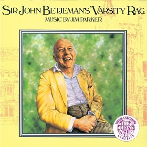 Sir John Betjeman 歌手頭像