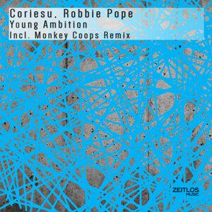 Coriesu & Robbie Pope 歌手頭像