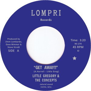 Little Gregory & the Concepts 歌手頭像