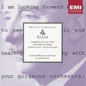Sir Adrian Boult/London Philharmonic Orchestra 歌手頭像