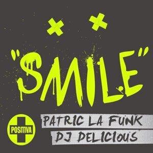 Patric La Funk/DJ Delicious 歌手頭像