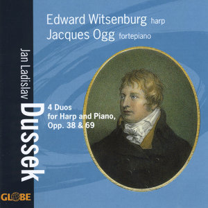 Edward Witsenburg, Jacques Ogg 歌手頭像
