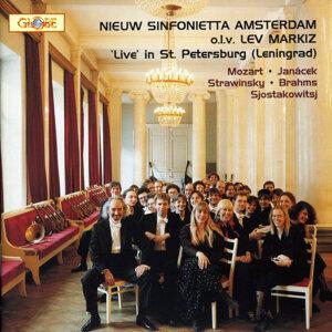 Lev Markiz, Nieuw Sinfonietta Amsterdam 歌手頭像