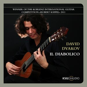 David Dyakov 歌手頭像