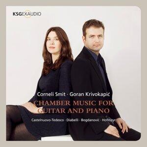 Corneli Smit & Goran Krivokapic 歌手頭像