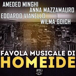 Amedeo Minghi, Edoardo Vianello 歌手頭像