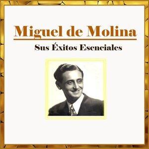 Miguel De Molina 歌手頭像