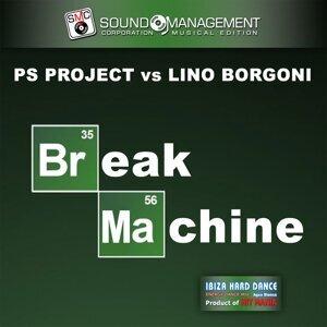 PS Project, Lino Borgoni 歌手頭像
