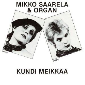 Mikko Saarela & Organ 歌手頭像