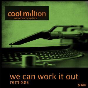 Cool Million featuring Westcoast Soulstars 歌手頭像