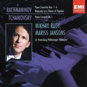 Mikhail Rudy/Mariss Jansons 歌手頭像