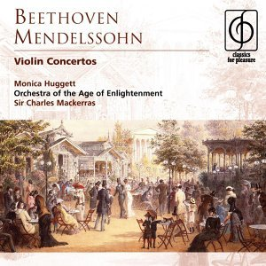 Monica Huggett/Orchestra of the Age of Enlightenment/Sir Charles Mackerras