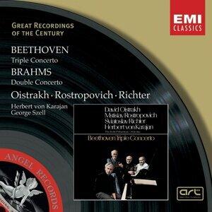 Mstislav Rostropovich/Herbert von Karajan/Berliner Philharmoniker/Sviatoslav Richter/George Szell/David Oistrakh/Cleveland Orchestra 歌手頭像