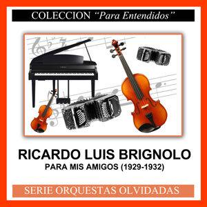 Ricardo Luis Brignolo 歌手頭像