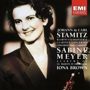 Sabine Meyer/Academy Of St. Martin In The Fields/Iona Brown 歌手頭像