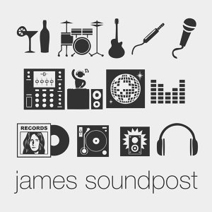 James Soundpost 歌手頭像