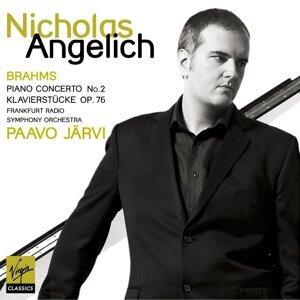 Nicholas Angelich/Frankfurt Radio Symphony Orchestra/Paavo Järvi 歌手頭像