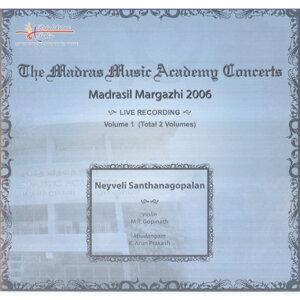 Neyveli Santhanagopalan 歌手頭像