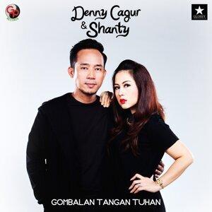 Denny Cagur, Shanty 歌手頭像