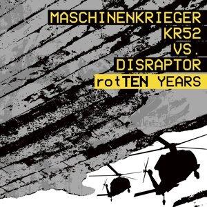 Maschinenkrieger KR52 vs. Disraptor