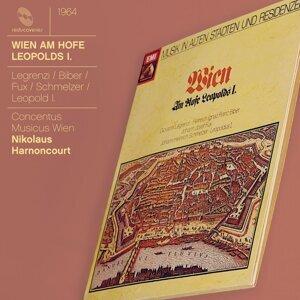 Nikolaus Harnoncourt/Jeanne Deroubaix/Concentus Musicus Wien 歌手頭像