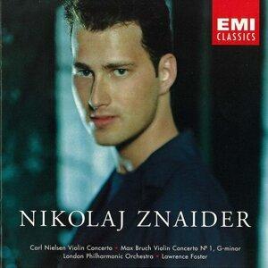 Nikolaj Znaider/Lawrence Foster/London Philharmonic Orchestra (LPO) 歌手頭像