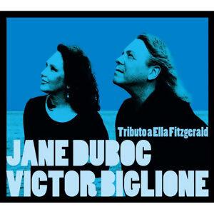 Jane Duboc & Victor Biglione (珍杜柏琪 & 維特畢朗) 歌手頭像