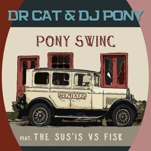 Dr Cat & Dj Pony, Dr Cat, Dj Pony 歌手頭像