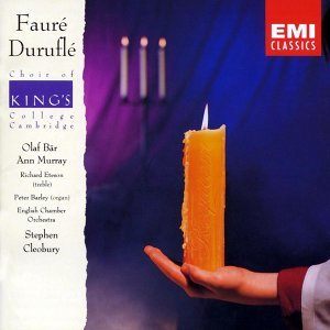 Olaf Bär/Ann Murray/Richard Eteson/Choir of King's College, Cambridge/English Chamber Orchestra/Stephen Cleobury 歌手頭像