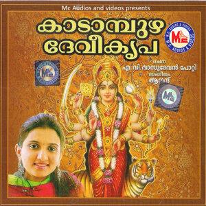 Manjari, Kavitha Jayaram, Soniya 歌手頭像