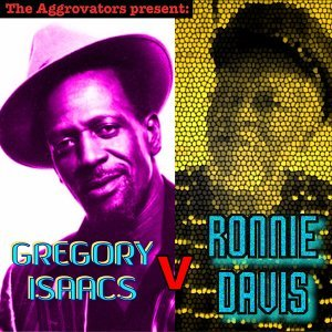 Gregory Isaacs, Ronnie Davis 歌手頭像