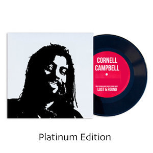 Cornell Campbell, King Tubby 歌手頭像