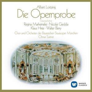 Otmar Suitner/Nicolai Gedda/Klaus Hirte/Walter Berry 歌手頭像