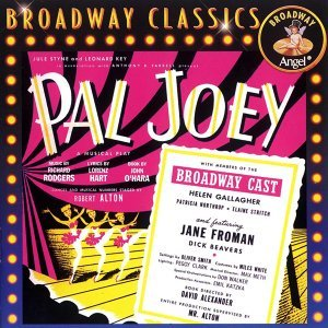 Original Broadway Cast of 'Pal Joey'
