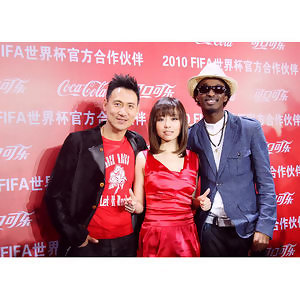 K'naan & 張學友& 張靚穎 (K'naan &Jacky Cheung&Jane Zhang) 歌手頭像